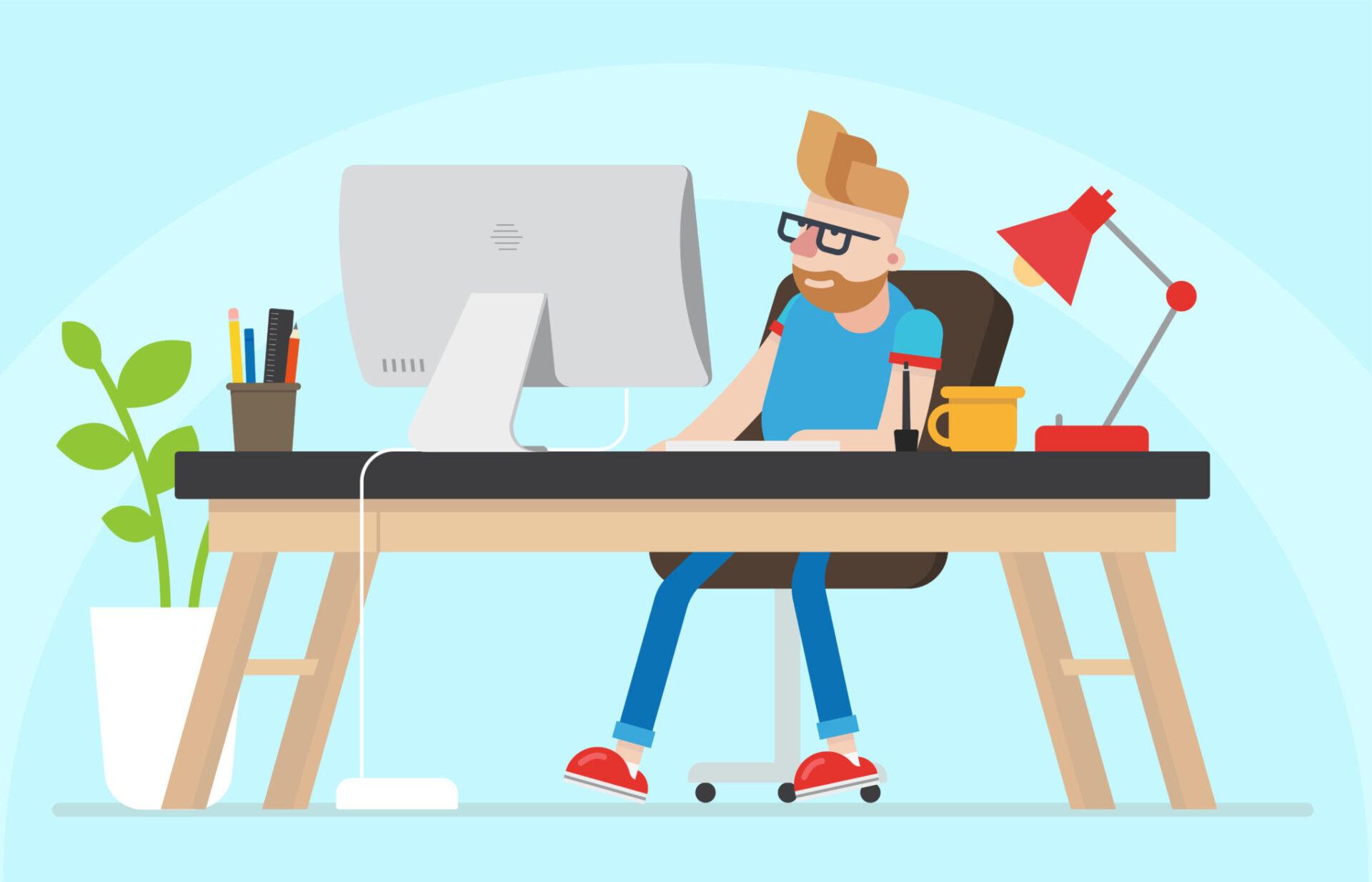 「【独学で動画編集を学ぶ】動画クリエイターを目指す人の勉強方法」のアイキャッチ画像
